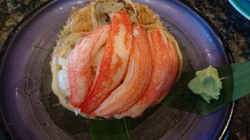 魚屋路 鶴川店でずわいがにの甲羅盛りをたべてきました!その結果・・・