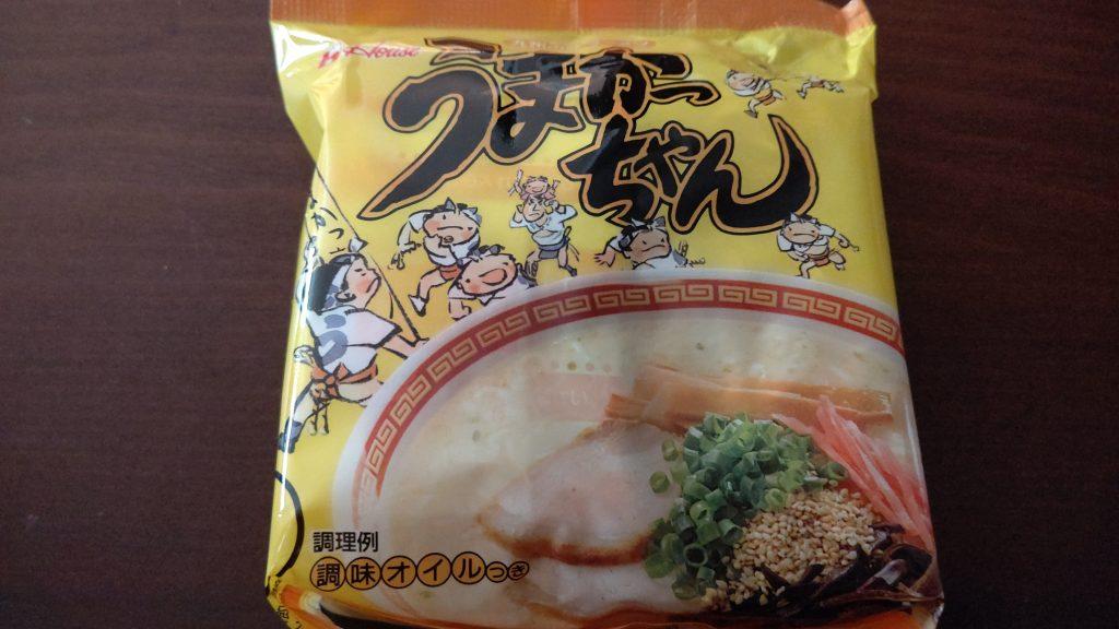 うまかっちゃんはとんこつラーメンの袋麺でナンバーワンであることを認めよう